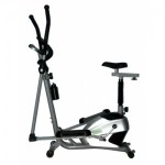 Jual Alat Fitness Elliptical Bike 2in1 Total Murah