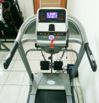 Alat Fitnes Treadmill Elektrik Auto Incline – SF 270