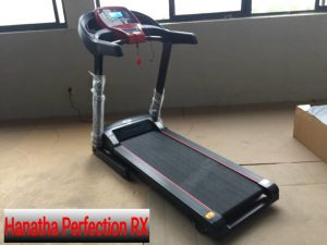 Harga Alat Fitness Treadmill Electric Terbaru – Hanatha Perfection RX