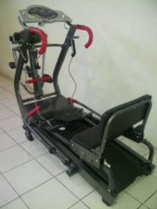 Jual Alat Fitness Treadmill manual TL-42F Murah