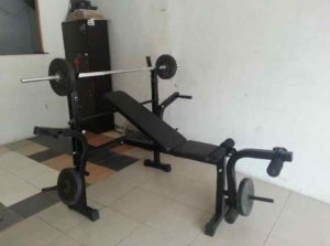 Jual Alat Fitness Bench Press K-310