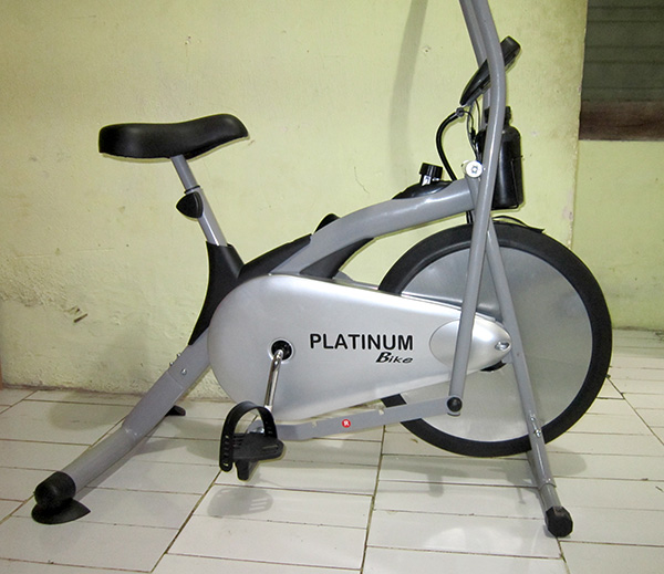 platinum bike
