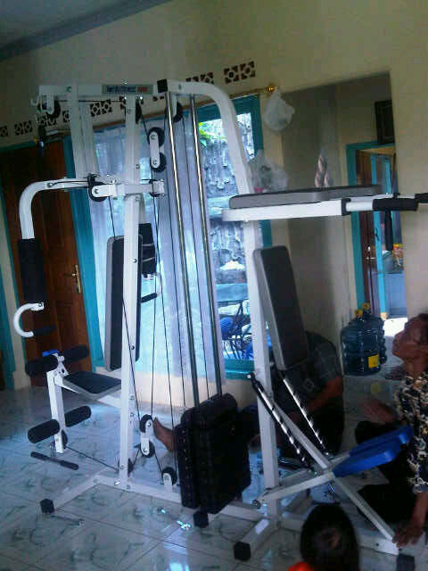 home gym 2 sisi T-1952-new