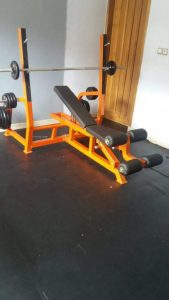 Jual Bench Press Multifungsi Standart Tempat Gym