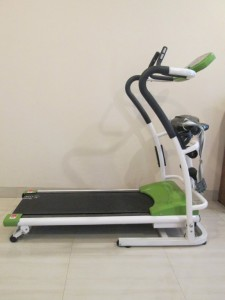 Treadmill Elektrik OB FIT
