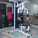 Home Gym 3 Sisi Putih