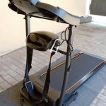 Treadmill Elektrik New Arrival 2 Fungsi + MP3
